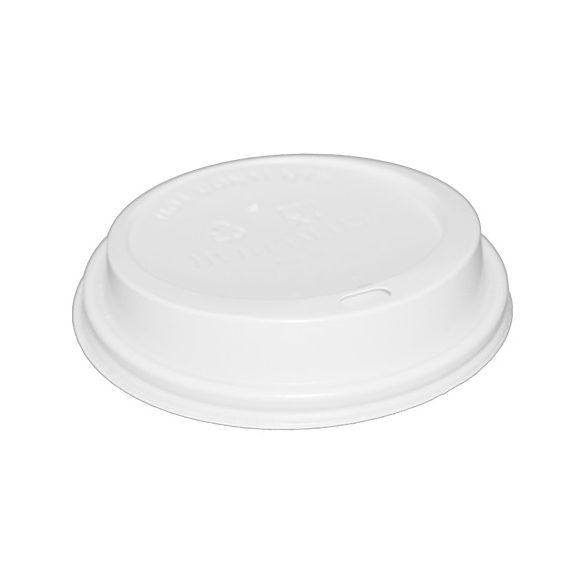 Papír pohár tető 90mm 100db/cs 1000db/krt