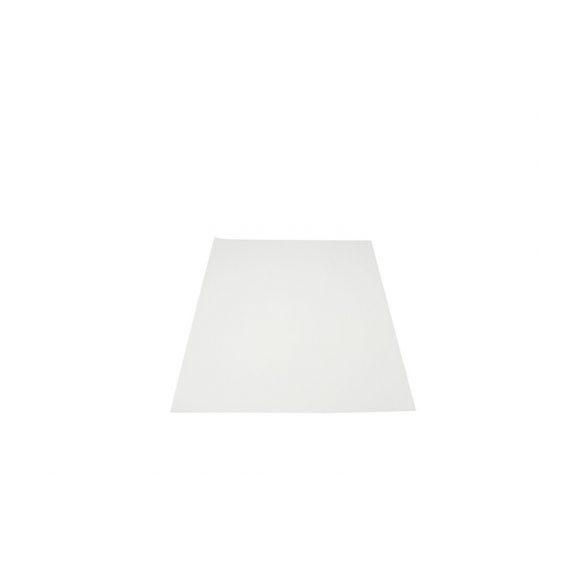 Zsírálló papír streetfood tálcába barna 165x270mm 500db/cs