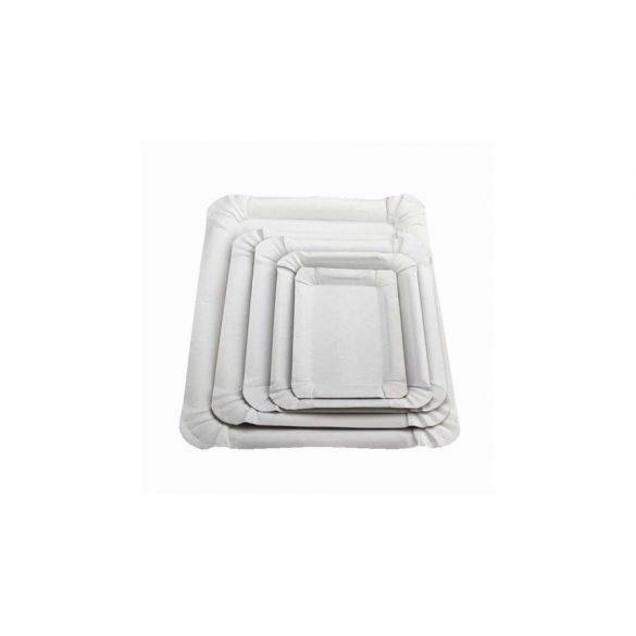 Papírtálca palacsintás (100x250mm) 500db/cs