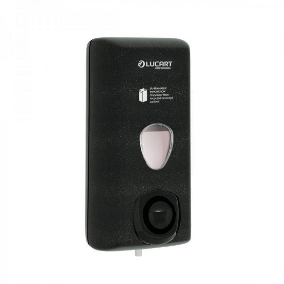 Lucart EcoNatural Újratölthető Folyékony szappan-Adagoló 0,55L