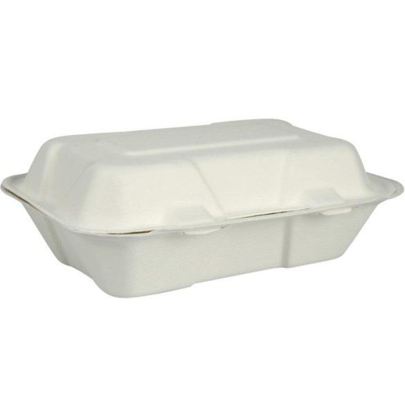 Elviteles doboz cukornádból fehér 710ml 21x14,2x3cm 50db/cs 400db/krt