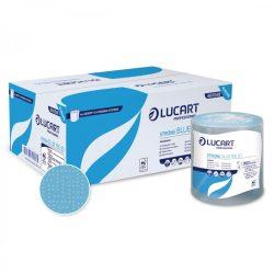 Lucart Strong Blue 155 ID Kék tekercses kéztörlő 6db/cs