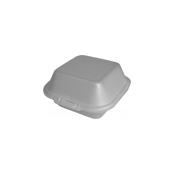 Habdoboz hamburgeres (HP6, 256) 150x160x80mm 125db/cs 500db/krt (H.)