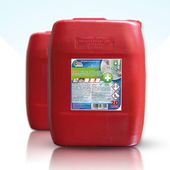 Civis kézfertőtlenítő folyékony szappan DDCL 20 liter