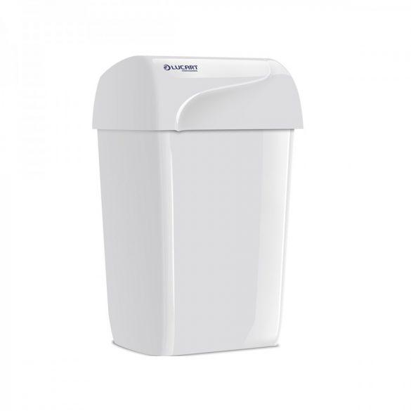 Lucart Identity wat bin hulladékgyűjtő/rejtett zsákkal, fehér vagy fekete