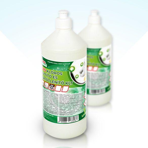 Civis Klóros tisztító és fertőtlenítő 1 liter