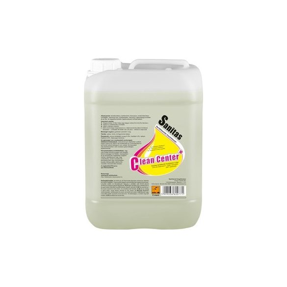 Sanitas klórtartalmú tisztítószer 5 liter