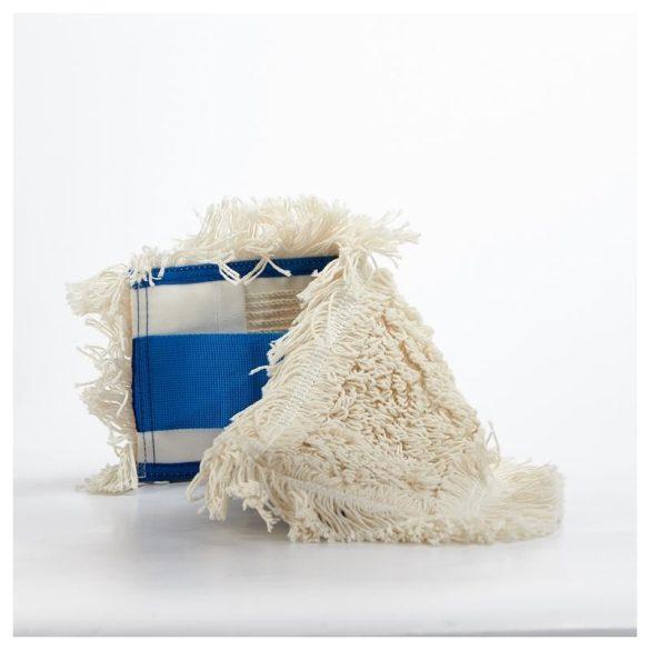 Pamut mop zsebes, füles, 50 cm