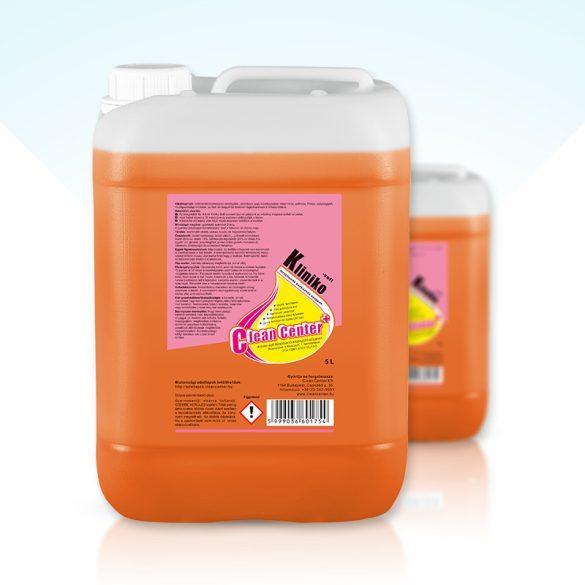 Kliniko-Soft folyékony fertőtlenítő kéztisztító szappan 5 liter