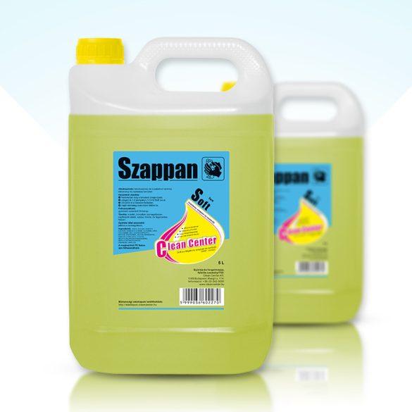 Soft-lux folyékony szappan és tusfürdő 5 liter