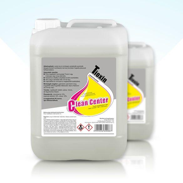 Tioxin ezüsttisztító 5 liter