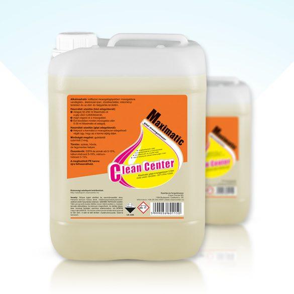 Maximatic gépi mosogatószer 5 liter