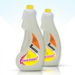 Sanitas klórtartalmú tisztítószer 1 liter