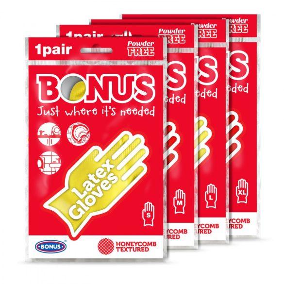 Bonus extra hosszú gumikesztyű (L)