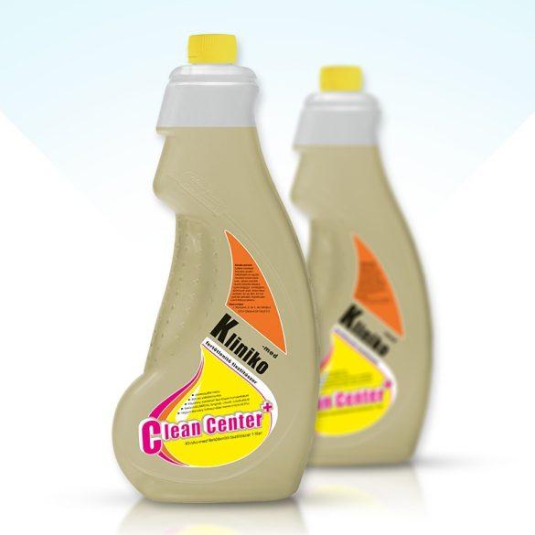 Kliniko-Med fertőtlenítő tisztítószer 1 liter