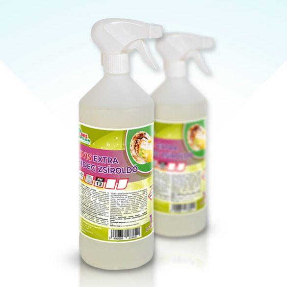 Civis Extra hideg zsíroldó 1 liter szórófejes