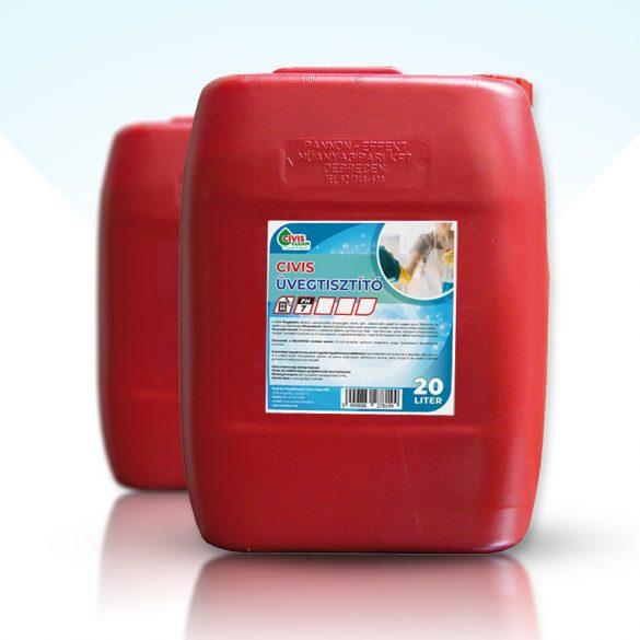 Civis Üvegtisztító 20 liter